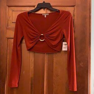 Charlotte Russe shirt